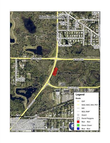 Photo of tbd Green River Parkway, Stuart, FL 34994 (MLS # M20015298)