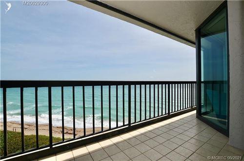 Photo of 8880 S Ocean Drive #1003, Jensen Beach, FL 34957 (MLS # M20029300)