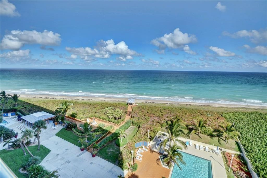 Photo of 10410 S Ocean Drive #809, Jensen Beach, FL 34957 (MLS # M20014302)