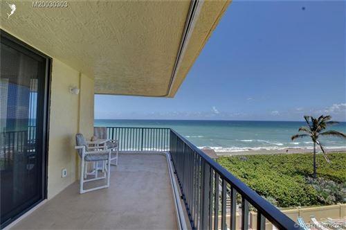Photo of 7370 S Ocean Drive #516, Jensen Beach, FL 34957 (MLS # M20030303)