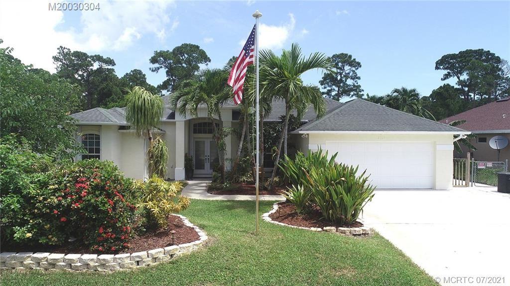 2357 SE Gillette Avenue, Port Saint Lucie, FL 34952 - #: M20030304
