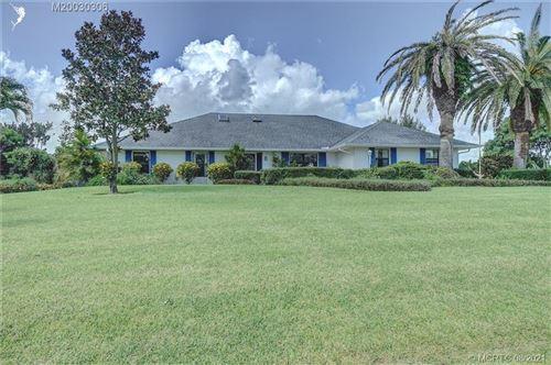 Photo of 2448 NE Ginger Terrace, Jensen Beach, FL 34957 (MLS # M20030306)