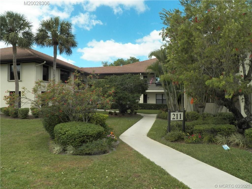 211 SW South River Drive #204, Stuart, FL 34997 - #: M20028306