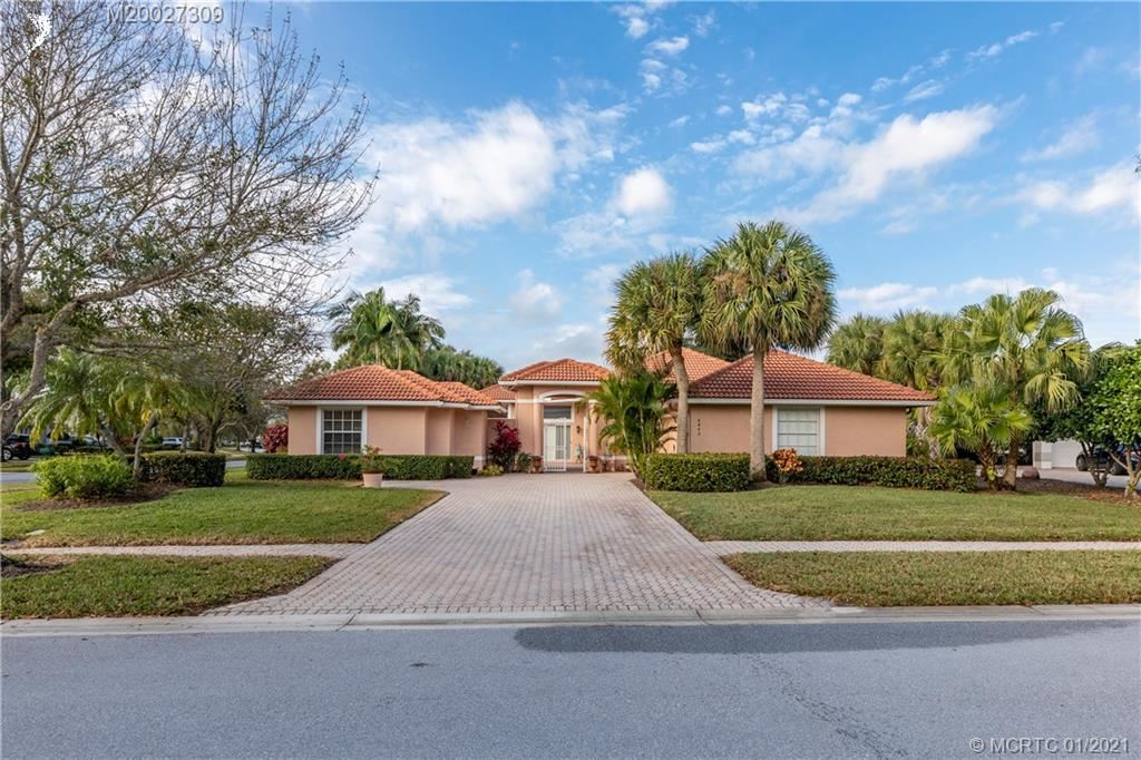 4842 SW Golfside Drive, Palm City, FL 34990 - #: M20027309