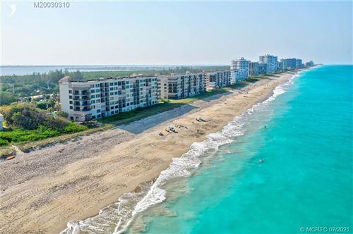 Photo of 10310 S Ocean Drive #101, Jensen Beach, FL 34957 (MLS # M20030310)