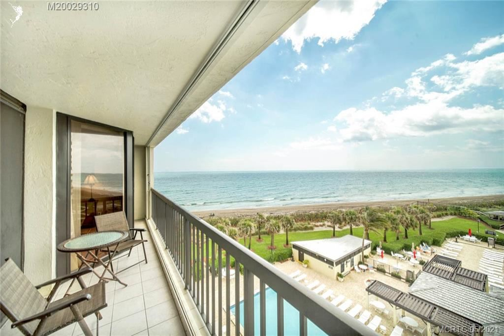 9500 S Ocean Drive #608, Jensen Beach, FL 34957 - #: M20029310