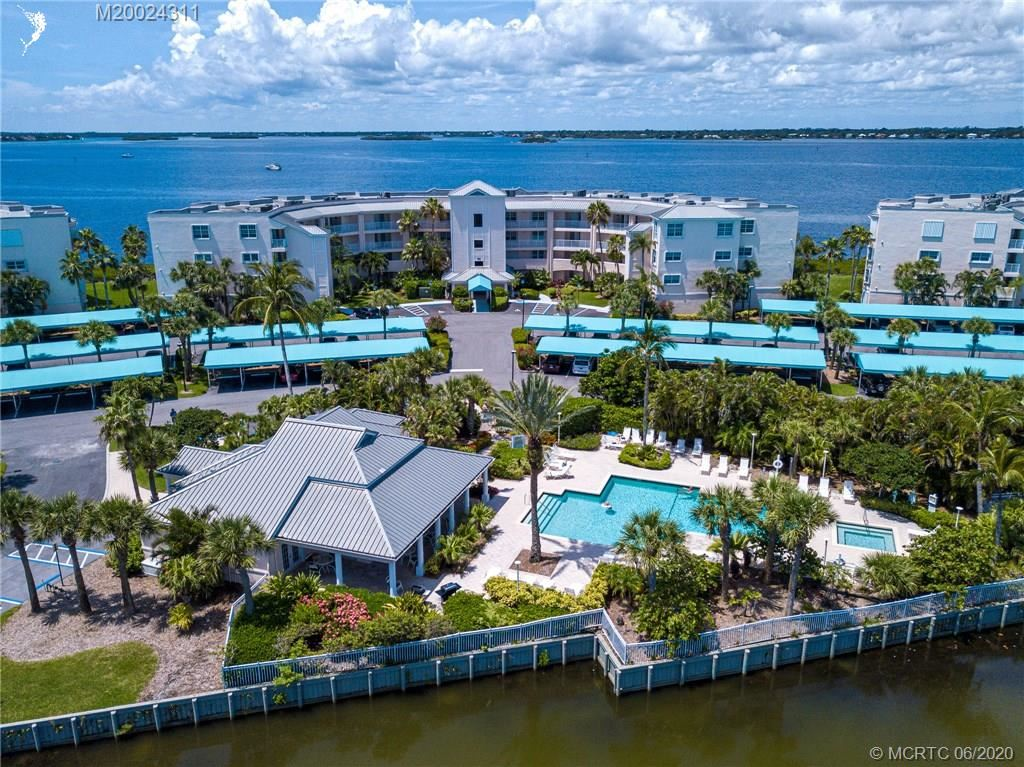Photo of 5750 NE Island Cove Way #3308, Stuart, FL 34996 (MLS # M20024311)