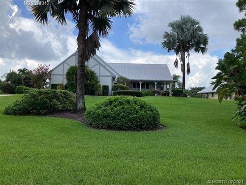 Photo of 762 SW Falcon Street, Palm City, FL 34990 (MLS # M20030312)