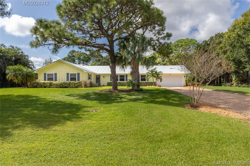 Photo of 2726 NE Cypress Lane, Jensen Beach, FL 34957 (MLS # M20026312)