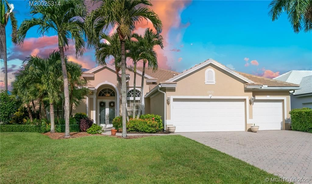 1872 SW Cimarron Court, Palm City, FL 34990 - #: M20025314