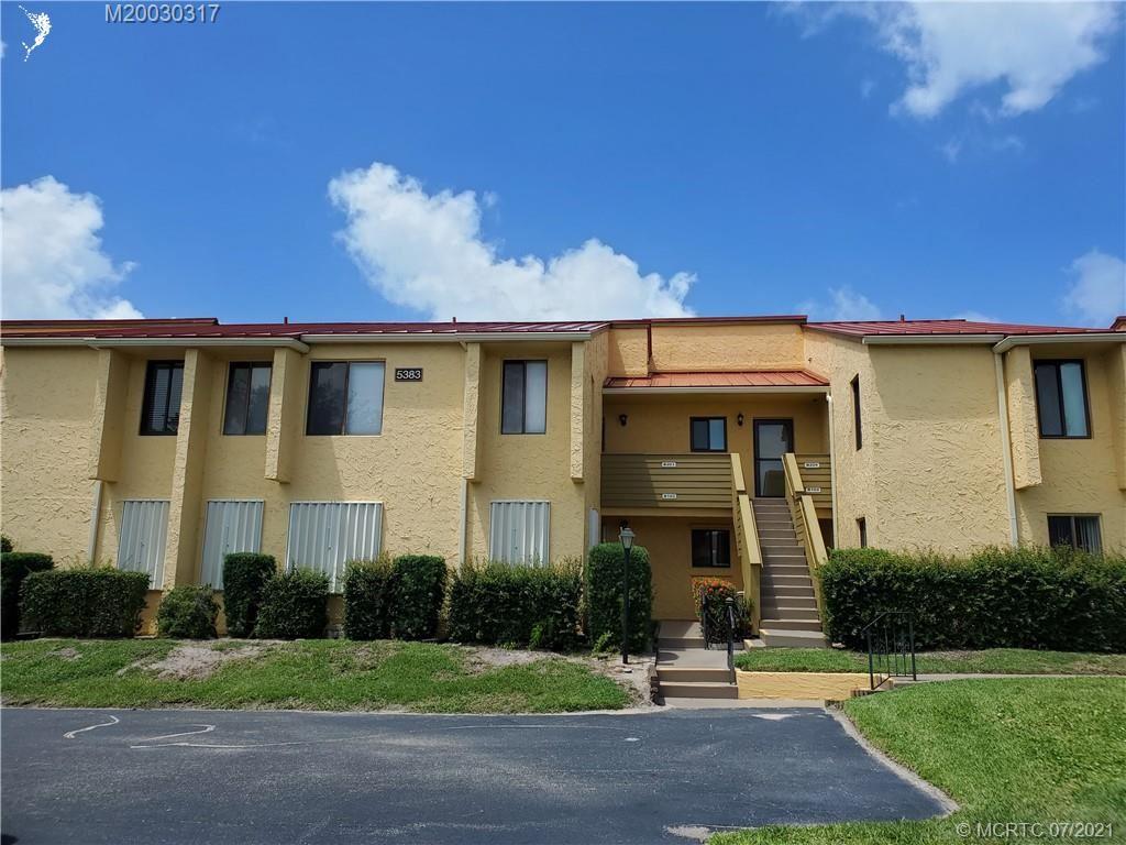 5383 SE Miles Grant Road #B104, Stuart, FL 34997 - #: M20030317