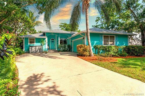 Photo of 1830 NE Victorian Lane, Jensen Beach, FL 34957 (MLS # M20029320)