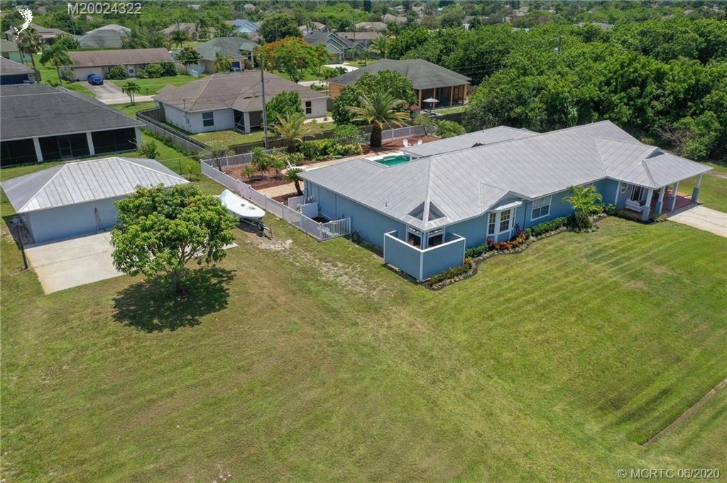 962 SW Hamberland Avenue, Port Saint Lucie, FL 34953 - #: M20024322