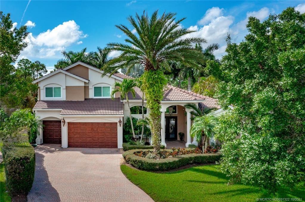 5052 SW Saint Creek Drive, Palm City, FL 34990 - #: M20031322