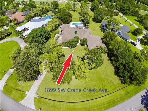 Tiny photo for 1899 SW Crane Creek Avenue, Palm City, FL 34990 (MLS # M20019323)