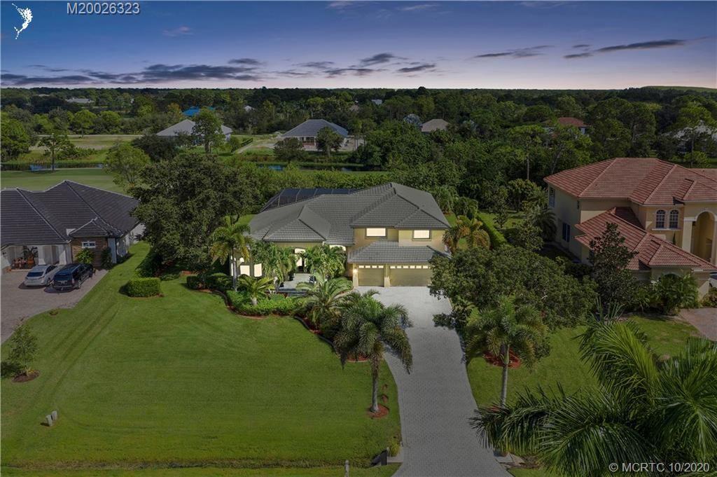 Photo of 320 SW Squire Johns Lane, Palm City, FL 34990 (MLS # M20026323)