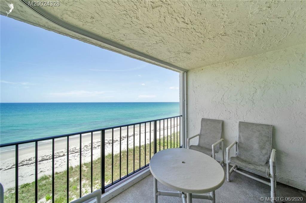 9400 S Ocean Drive #602B, Jensen Beach, FL 34957 - #: M20024328