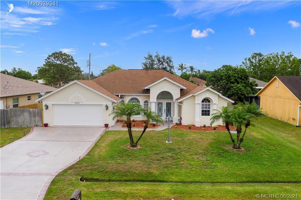 2519 SE West Blackwell Drive, Port Saint Lucie, FL 34952 - MLS#: M20029341