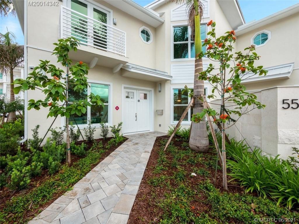55 SE Seminole Street #A, Stuart, FL 34994 - MLS#: M20014342
