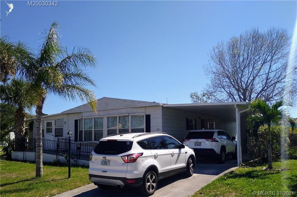 26 Villa Blanca Way, Fort Pierce, FL 34951 - #: M20030342