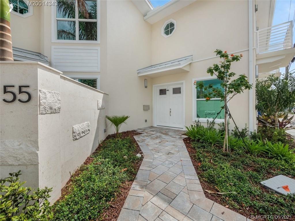 55 SE Seminole Street #B, Stuart, FL 34994 - MLS#: M20014343