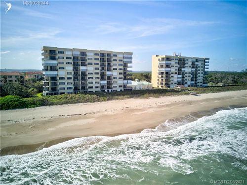 Photo of 7380 S Ocean Drive #320, Jensen Beach, FL 34957 (MLS # M20029344)