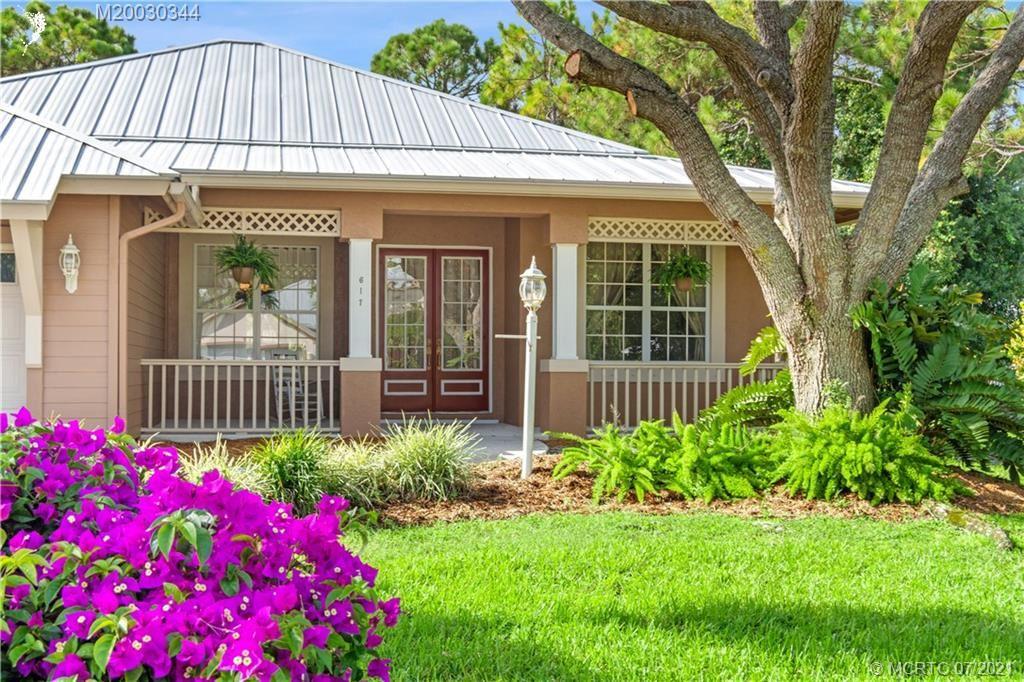 617 SE Southwood Trail, Stuart, FL 34997 - #: M20030344