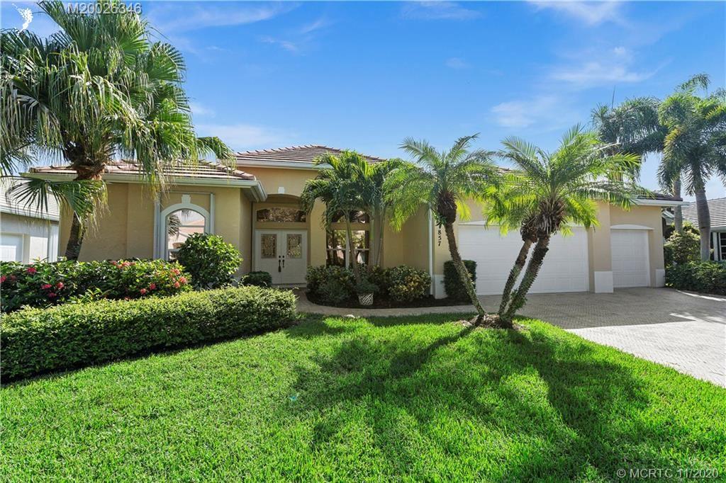 1857 SW Bradford Place, Palm City, FL 34990 - #: M20026346