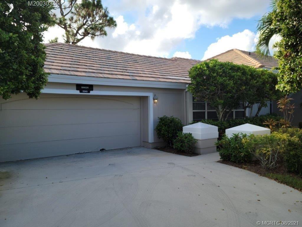 2245 NW Seagrass Drive, Palm City, FL 34990 - #: M20030346