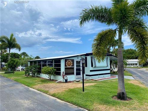 Photo of 1375 NE Dixie Highway #28, Jensen Beach, FL 34957 (MLS # M20029347)