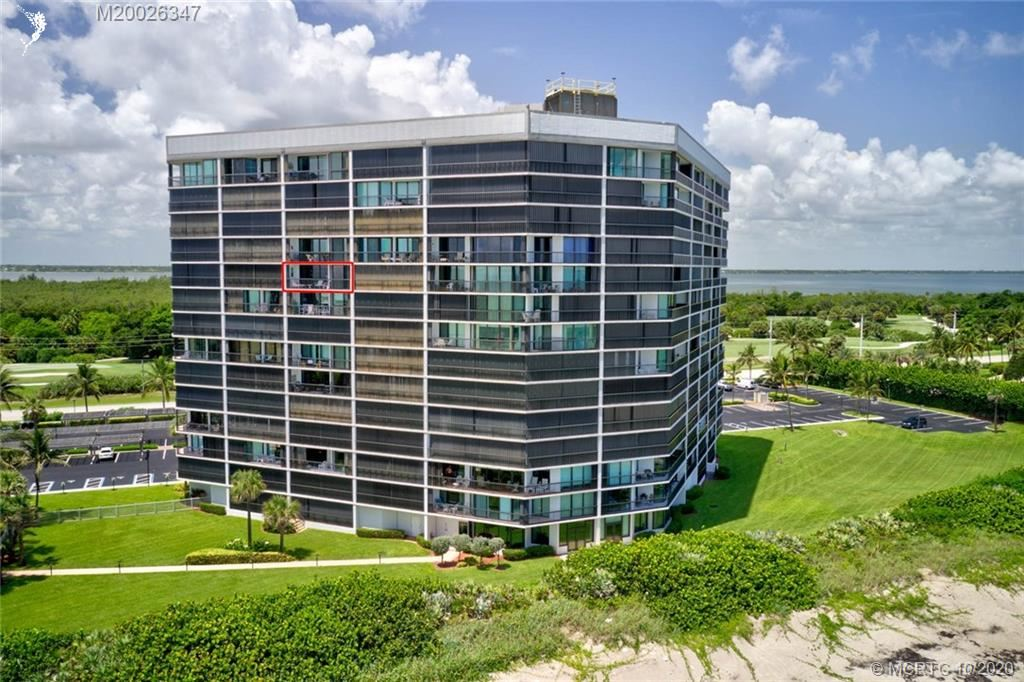 Photo of 8800 S Ocean Drive #1008, Jensen Beach, FL 34957 (MLS # M20026347)