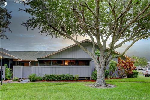 Photo of 4081 NW Cinnamon Tree Circle, Jensen Beach, FL 34957 (MLS # M20030350)