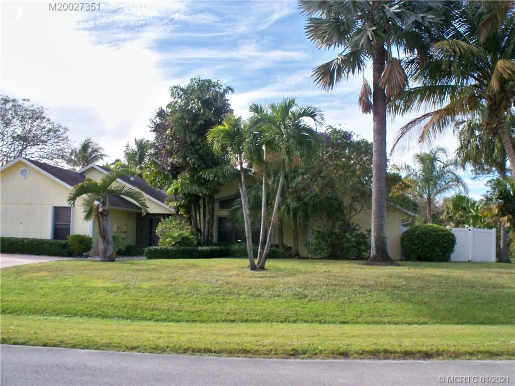1403 SW Naomi Street, Palm City, FL 34990 - #: M20027351