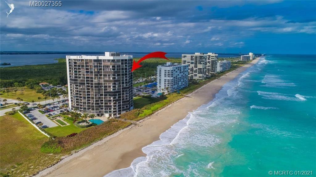 9650 S Ocean Drive #1504, Jensen Beach, FL 34957 - MLS#: M20027355