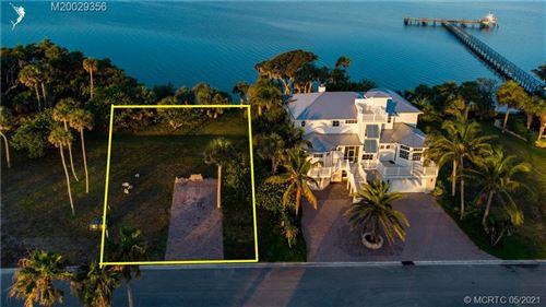 Photo of 0 Pelican Pointe Drive, Jensen Beach, FL 34957 (MLS # M20029356)