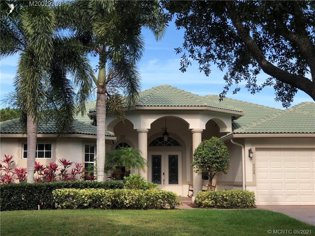 Photo of 4964 SW Saint Creek Drive, Palm City, FL 34990 (MLS # M20029358)