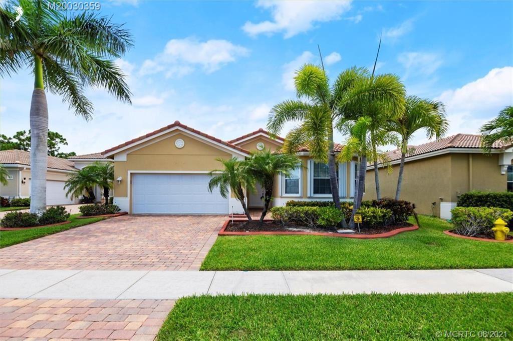 1622 NW Marsh Creek Drive, Jensen Beach, FL 34957 - #: M20030359