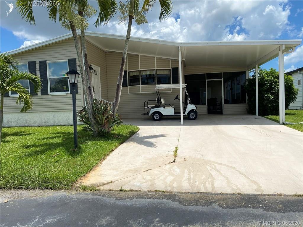 4689 SE Tallowood Terrace, Stuart, FL 34997 - #: M20024365
