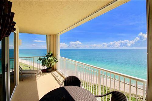 Photo of 3920 N Atlantic Beach Blvd #1201, Hutchinson Island, FL 34949 (MLS # M20012367)