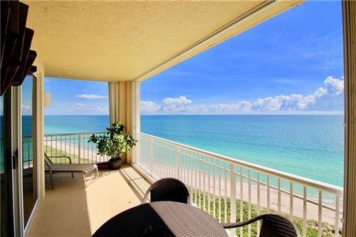 Photo of 3920 N Atlantic Beach Blvd #1201, Hutchinson Island, FL 34949 (MLS # M20012367)