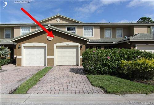 Photo of 2805 SE Birmingham Drive #6, Stuart, FL 34994 (MLS # M20026367)