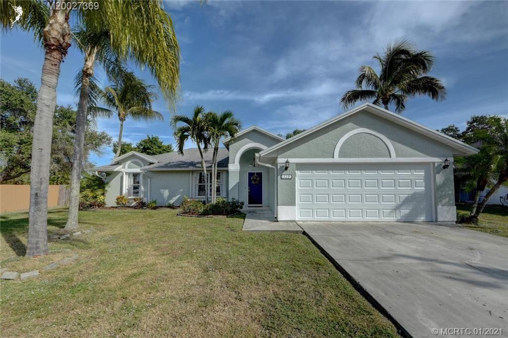 115 SW Bedford Road, Port Saint Lucie, FL 34953 - #: M20027369