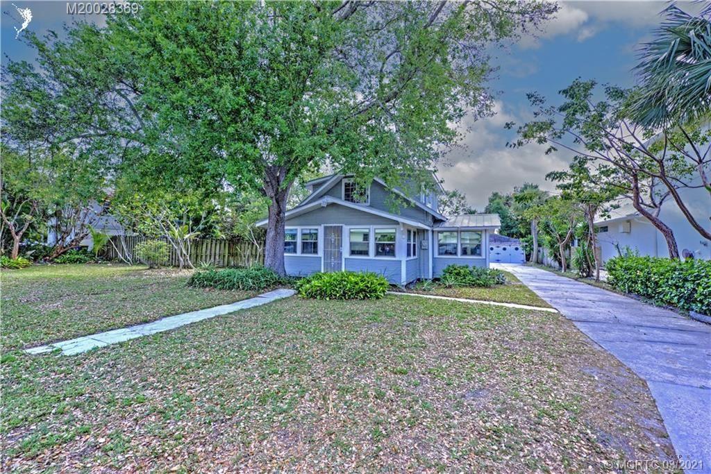 608 SE 5th Street, Stuart, FL 34994 - #: M20028369