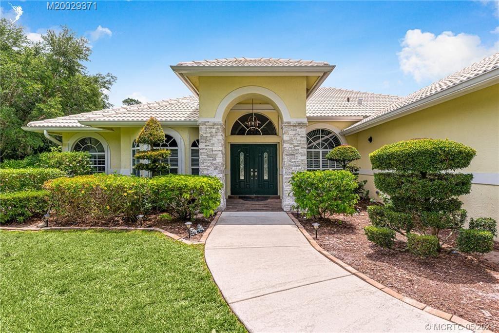 3402 SW Golden Lane, Palm City, FL 34990 - #: M20029371