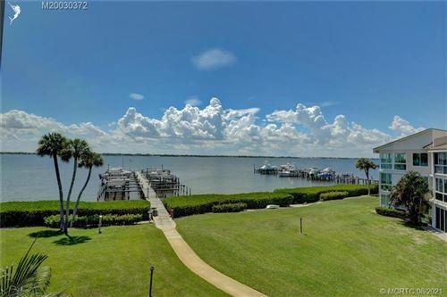 Photo of 2370 NE Ocean Boulevard #A306, Stuart, FL 34996 (MLS # M20030372)