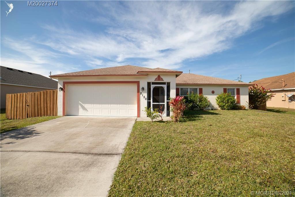 2150 SW Gailwood Street, Port Saint Lucie, FL 34987 - #: M20027374