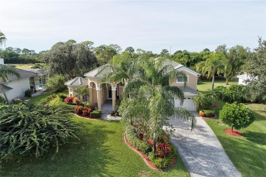 595 SW Squire Johns Lane, Palm City, FL 34990 - #: M20021376