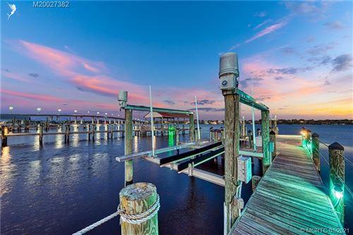 Photo of 783 SE Saint Lucie Boulevard, Stuart, FL 34996 (MLS # M20027382)