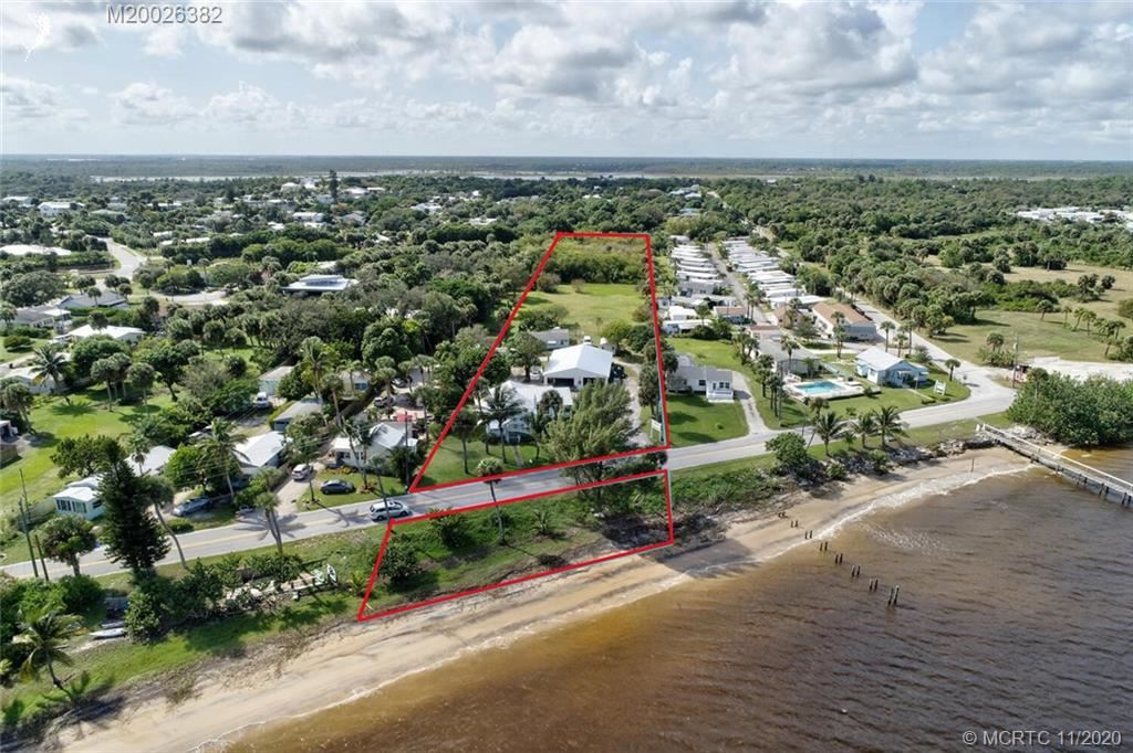 Photo of 4730 NE Indian River Drive, Jensen Beach, FL 34957 (MLS # M20026382)