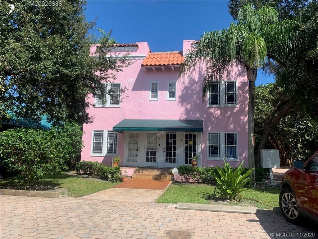 417 SE Coconut Avenue #3 & 5, Stuart, FL 34996 - #: M20026383